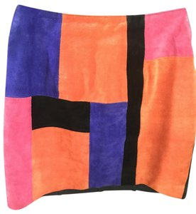 Express Skirt Multi Color