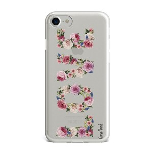 Case Yard iPhone Case with Flower Love Design, 7