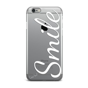 Case Yard iPhone Case with Smile Logo, 7