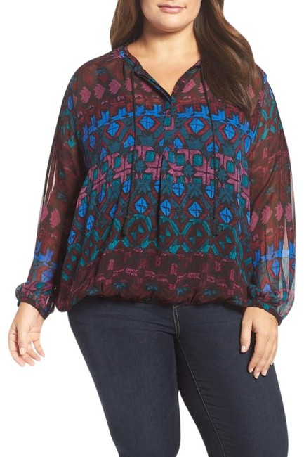 Lucky Brand Top Black Image 0