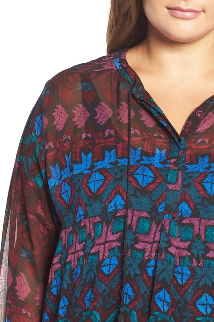 Lucky Brand Top Black Image 3