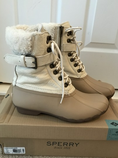Sperry Champagne Pebble Boots Image 5
