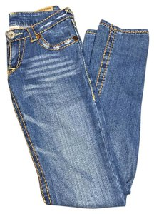 True Religion Boot Cut Jeans-Distressed
