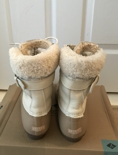 Sperry Champagne Pebble Boots Image 2