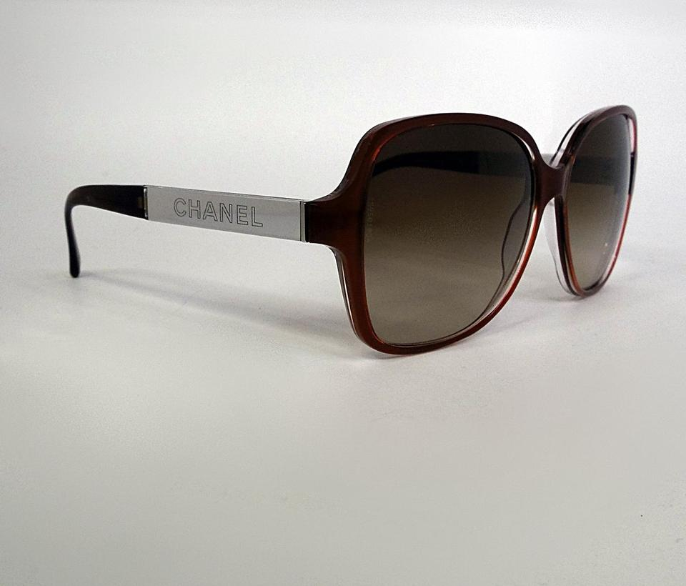 0bbb628b1e Chanel CHANEL 5168 Collection Red Brown Miroir Mirror SUNGLASSES Image 11.  123456789101112