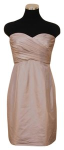 J.Crew Petite Taffeta Bridesmaid Prom Dress