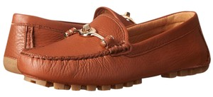 Coach 7.5 Saddle Flats