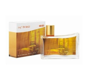 Kenzo Kenzo 7:15 AM In Bali Unisex 1.6 oz/ 1.7 oz/ 50 ml EDT Spray,New.