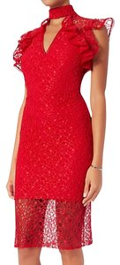 Alexis Intermix Lace Dress
