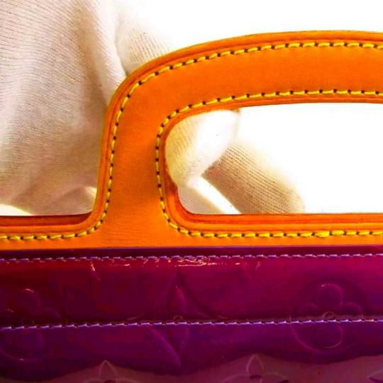 Louis Vuitton Tote in Purple Image 6