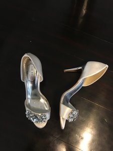Ted Baker Phinium Tie The Knot Bridal Embellished Heeled Sandals Wedding Shoes
