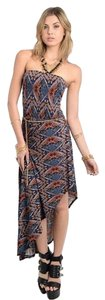 MultiColor Maxi Dress by Other Tribal Maxi