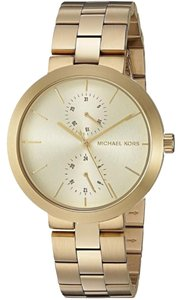 Michael Kors Michael Kors gold chronograph garner watch