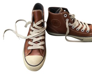 Converse Leather Hightops Boots