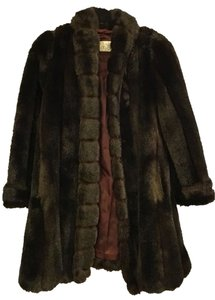 Oleg Cassini Fur Love Fur Coat