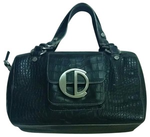 Charles David Satchel in Black- Just Whysky Black Man