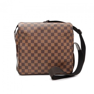 Louis Vuitton Canvas Messenger Brown Messenger Bag