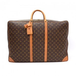 Louis Vuitton Travel Monogram Canvas Brown Travel Bag
