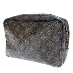 Louis Vuitton Louis Vuitton trousse 23 toillette monogram cosmetic bag