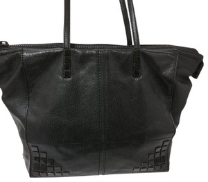 MILLY Black Vintage Shoulder Bag
