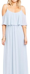 Steel Blue Maxi Dress by Show Me Your Mumu