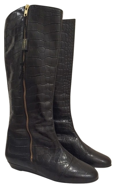Black Riding / Knee High Boots/Booties Size US 6 Black Riding / Knee High Boots/Booties Size US 6 Image 1