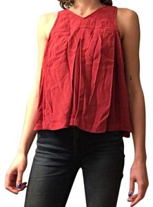 Madewell Top Red