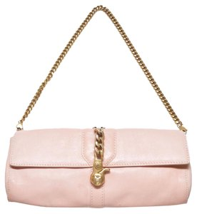 Juicy Couture Chain Leather Couture Baguette