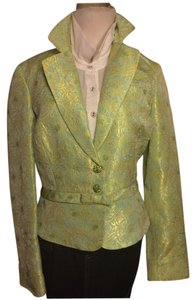 E C I NEW YORK Light green/yellow/Aqua Blazer