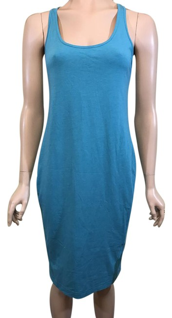 Item - For It Hsur Heathered Surge Long Casual Maxi Dress Size 8 (M)
