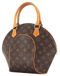 Louis Vuitton Vuitton Ellipse Lv Elipse Lv Ellipse Vuitton Vuitton Satchel in LV Monogram