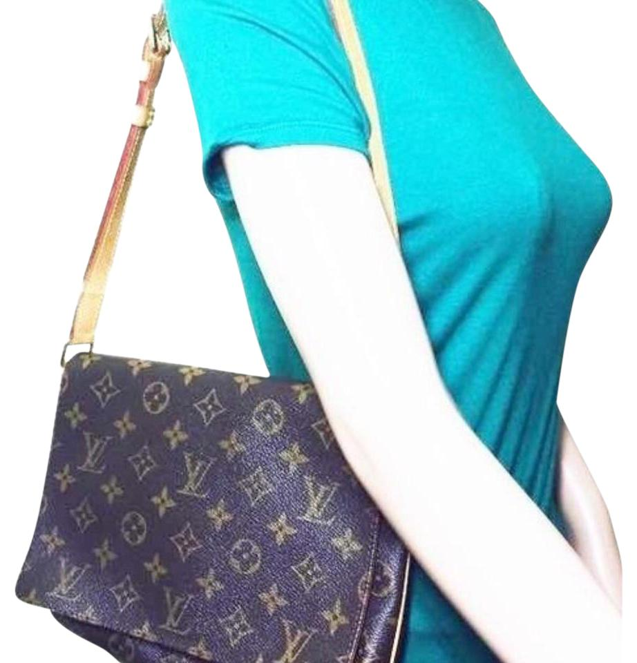 1fb866f80ff0 Louis Vuitton Lv Musette Tango Lv Mono Clutch Lv Everyday Musette Shoulder  Bag Image 0 ...