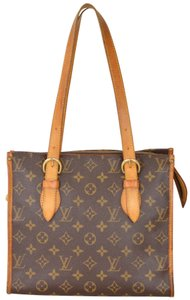 Louis Vuitton Monogram Speedy 25 Boston Satchel Popincourt Shoulder Bag