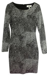 Badgley Mischka Casual Tight Sexy Bodycon Dress