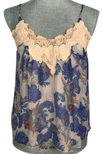 Twelfth St. by Cynthia Vincent Paisley Print Top