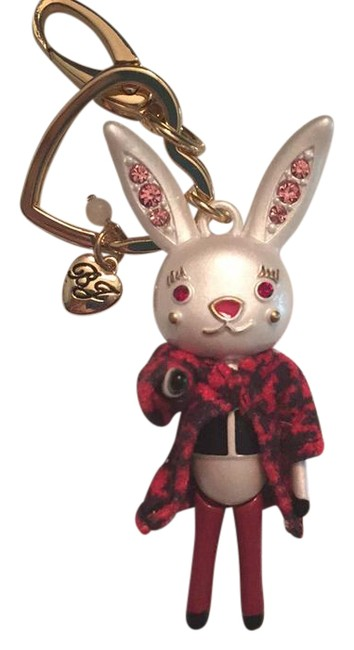 Item - Pink Red White Love Bunny