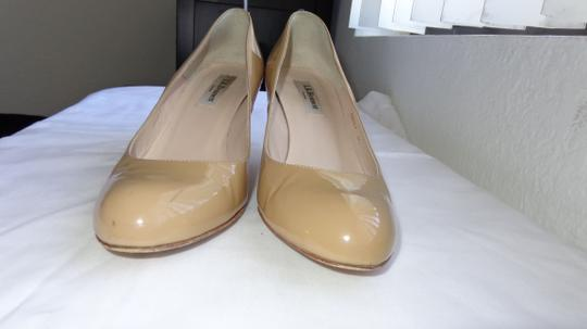 L.K. Bennett Light Taupe Pumps