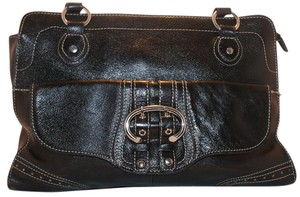 Wilsons Leather Classic Signature Structured Luxury Shoulder Bag