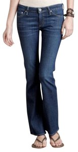 AG Adriano Goldschmied Petite Boot Cut Jeans-Medium Wash