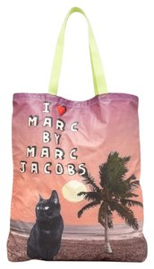 Marc by Marc Jacobs Cats Beach Tote