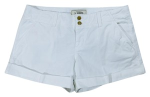 Old Navy Casual Summer Mini/Short Shorts White