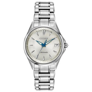 Citizen PA0000-54A Women's Classic Silver Dial Automatic Watch