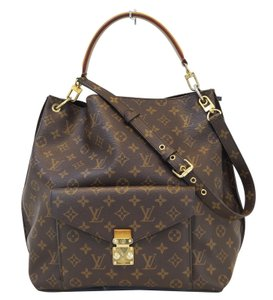 Louis Vuitton Lv Metis Monogram Hobo Bag