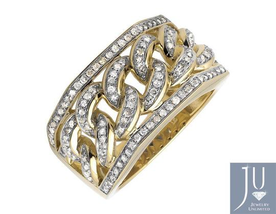 Preload https://img-static.tradesy.com/item/21267209/14k-yellow-gold-miami-cuban-link-style-genuine-diamond-pinkyt-10ct-ring-0-0-540-540.jpg