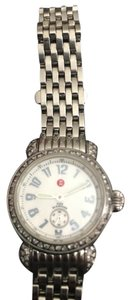 Michele CSX petite diamond watch
