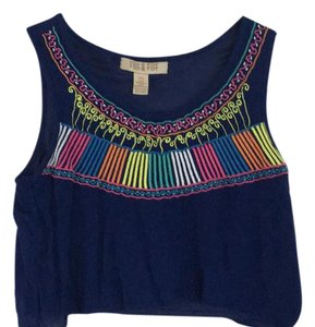 Other Top Navy Blue