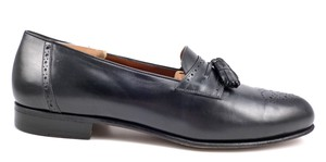 Salvatore Ferragamo Men's Shoes Leather Tassel Loafers