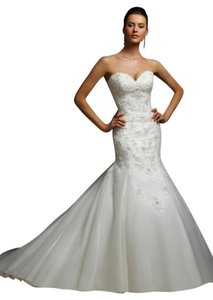 Mori Lee Mori Lee Blu 5106 Wedding Dress