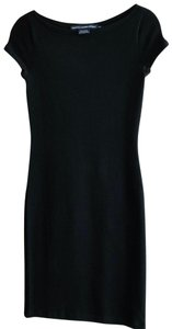 Ralph Lauren short dress Black Size Xs Knit on Tradesy
