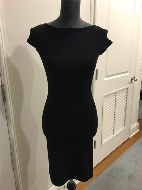Ralph Lauren short dress Black Size Xs Knit on Tradesy Image 3